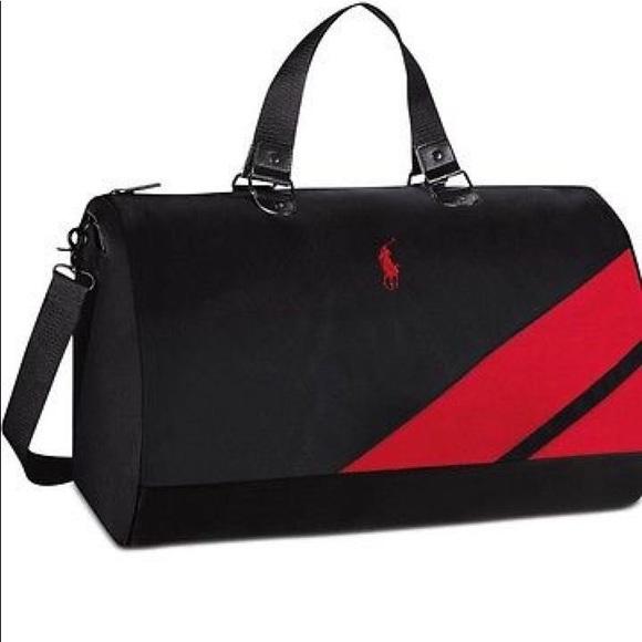 Polo Ralph Lauren Duffle Bag. M 5ad389c82ae12f8bef237e8f 1794baf3032f8